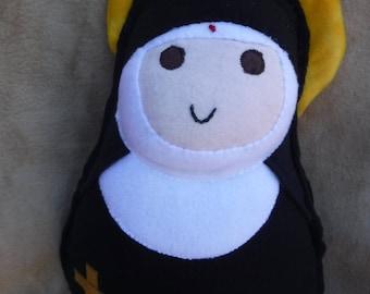 Saint Doll St. Rita of CasciaSoft Catholic Religious Toy