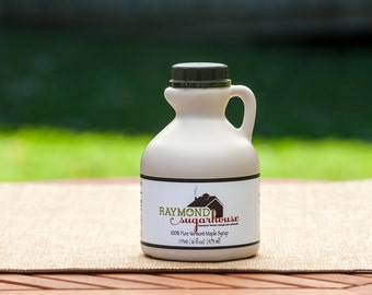 2018 PINT 100 Percent Pure Vermont Maple Syrup Pint with FREE SHIPPING