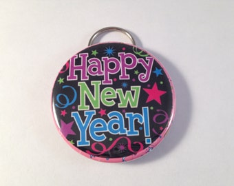 New Year Eve Bottle Opener