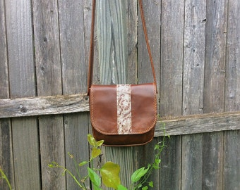 Small leather crossbody bag , leather cross body bag , leather women bag , leather women purse , leather bags , crossbody Mothers Day Gift