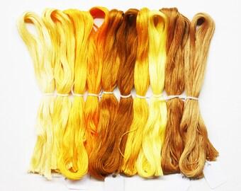 DMC Floche 2.20 Each, Floche Threads, Embroidery Thread, DMC Threads, Floss Yarn, Needlework Thread, Needlepoint Yarn, DMC Floche Yarn, Yarn