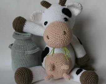 Klaartje the cow