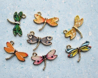 Dragonfly Charm Collection - C2661