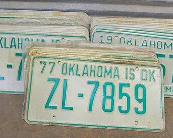 Set of 50 License Plates Lot Vintage Automobile Car Truck Tags iv,  Vintage License Plates, Vintage Car Tags, Truck Tags, License Plate Art