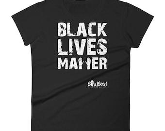Black Lives Matter Women's short sleeve t-shirt