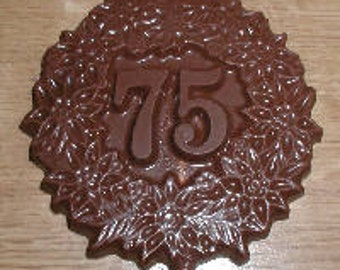 75 Lolly Chocolate Mold