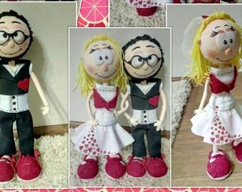 Doll Fofucha (Wedding) - Interior doll (present)