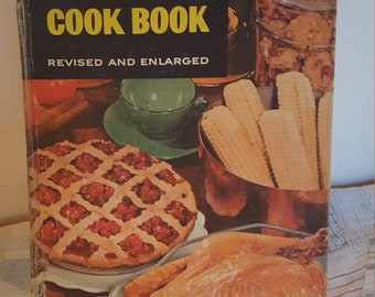 Betty Crocker's Picture Cook Book 1956 2nd edition 3rd printing
