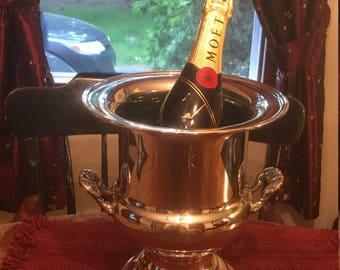 Silver Plate Oneida Champagne Bucket