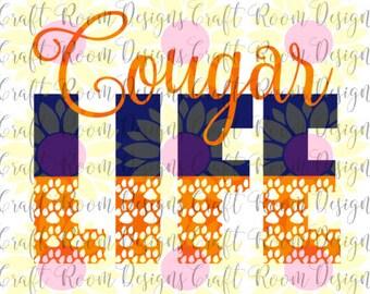 Cougar Life Digital Design