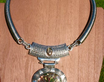 Abalone Paua Shell Necklace
