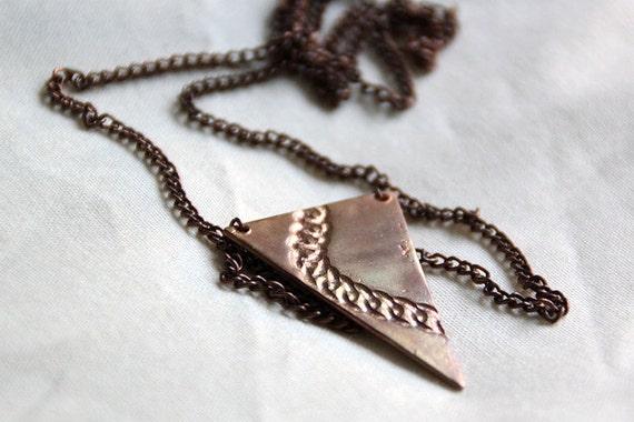 Copper Chain Tracks