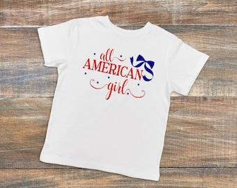 All American Girl Tee