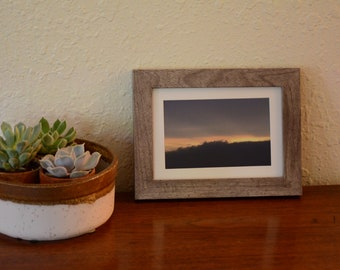 Cloud Photography, Sunset Photography, Framed Photography