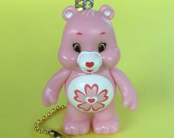 Care Bears Inspired Ceiling Fan Light Pull Sweet Sakura Bear