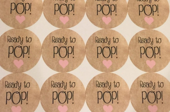 ... Beautiful Ideas Ready To Pop Baby Shower Printables Stickers Mint Green  Tags ...