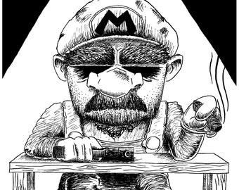 Super Mario Escobar