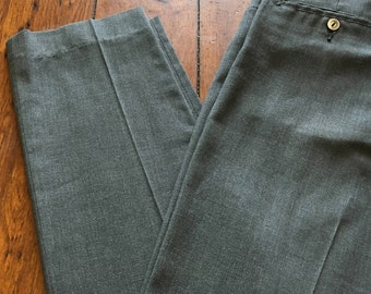 Vintage 1950s Kotzin Co. California fashion slacks