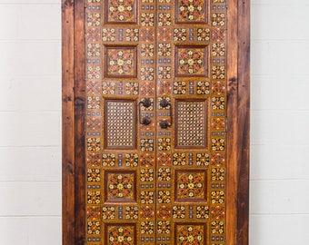 Large Sindhi Storage Cabinet