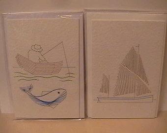 Fisherman & Thames Sailing Barge