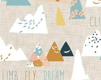 Orange Mountain Lovey. Mountiain Lovey. Cloud Blanket. Baby Blanket. Lovey. Mini Baby Blanket. Security Blanket. Lovie. Minky Lovey