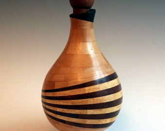 Radient gradient vase