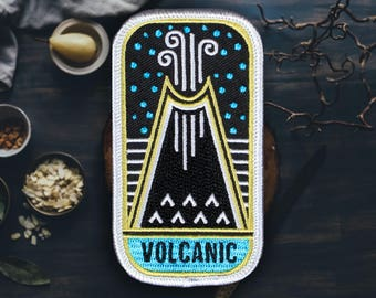 """The Volcanic Mountain Patch 