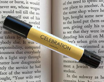 Celebration Solid Perfume Stick