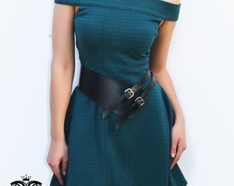 Belt, Woman belt, Lady belt, Fashion belt, Underbust corset, Trend belt,   DreSS belt,  gürtel Korsett
