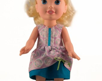 Maddy Lou Dress for Disney Toddler Doll