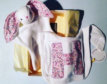 New baby Bunny Gift Set - Pink