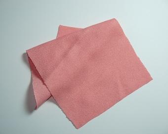 Textile Handmade Soft Pink Supplies, Blushy Pink Chantilly Fabric,Textile Trim Design