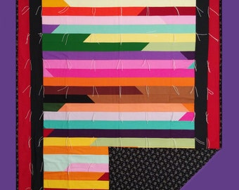 Prayer Quilt - Color Burst
