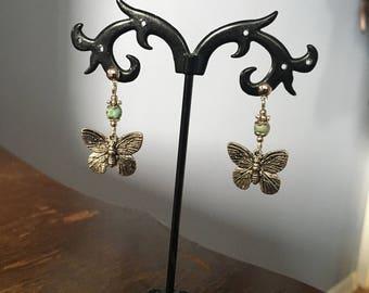 Moths & Amazonite