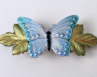 Women's Butterfly Barrette