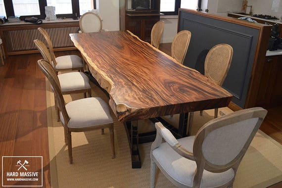 Dining Table Suar Suar Wood Table Solid Wood Table Loft