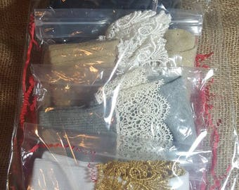 Women Lace Sock Gift Set