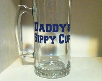 Daddy's Beer Mug