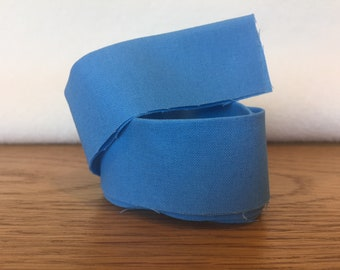 Cotton Quilt Binding- Bonnie Blue