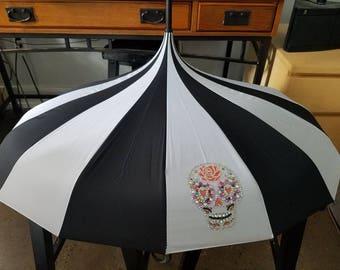 Sugar Skull Umbrella