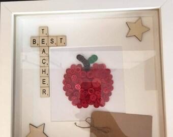 Best teacher gift frame