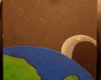 Orbit in Space
