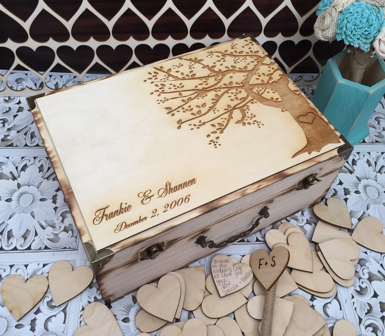 Wedding Tree Guest Book: BEST SELLER / Wedding Guest Book Tree Guest Book Wedding