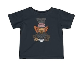 Infant Mad Hatter Tee