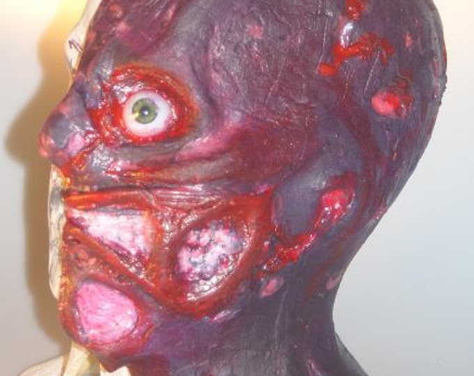 Two-Face Prosthetic Mask