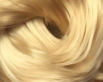 Honey Bun Nylon Doll Hair