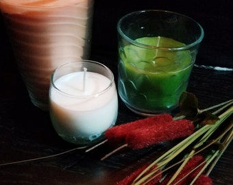 Handpoured all natural Soy candle
