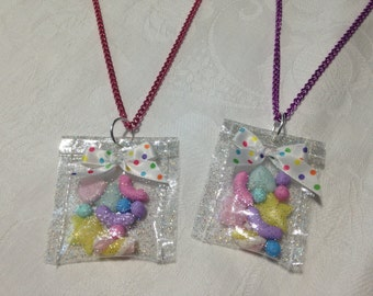 Bag of Sweets Pendant