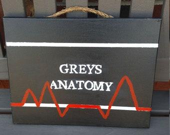 Greys Anatomy Canvas Art