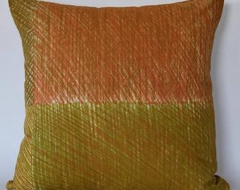 """Marimekko Pillow Cover, Handmade, Pattern """"Maisema"""" 18""""x18"""" (45x45cm)"""